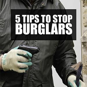 Bo Dietl Shares: 5 Tips to Stop Burglars