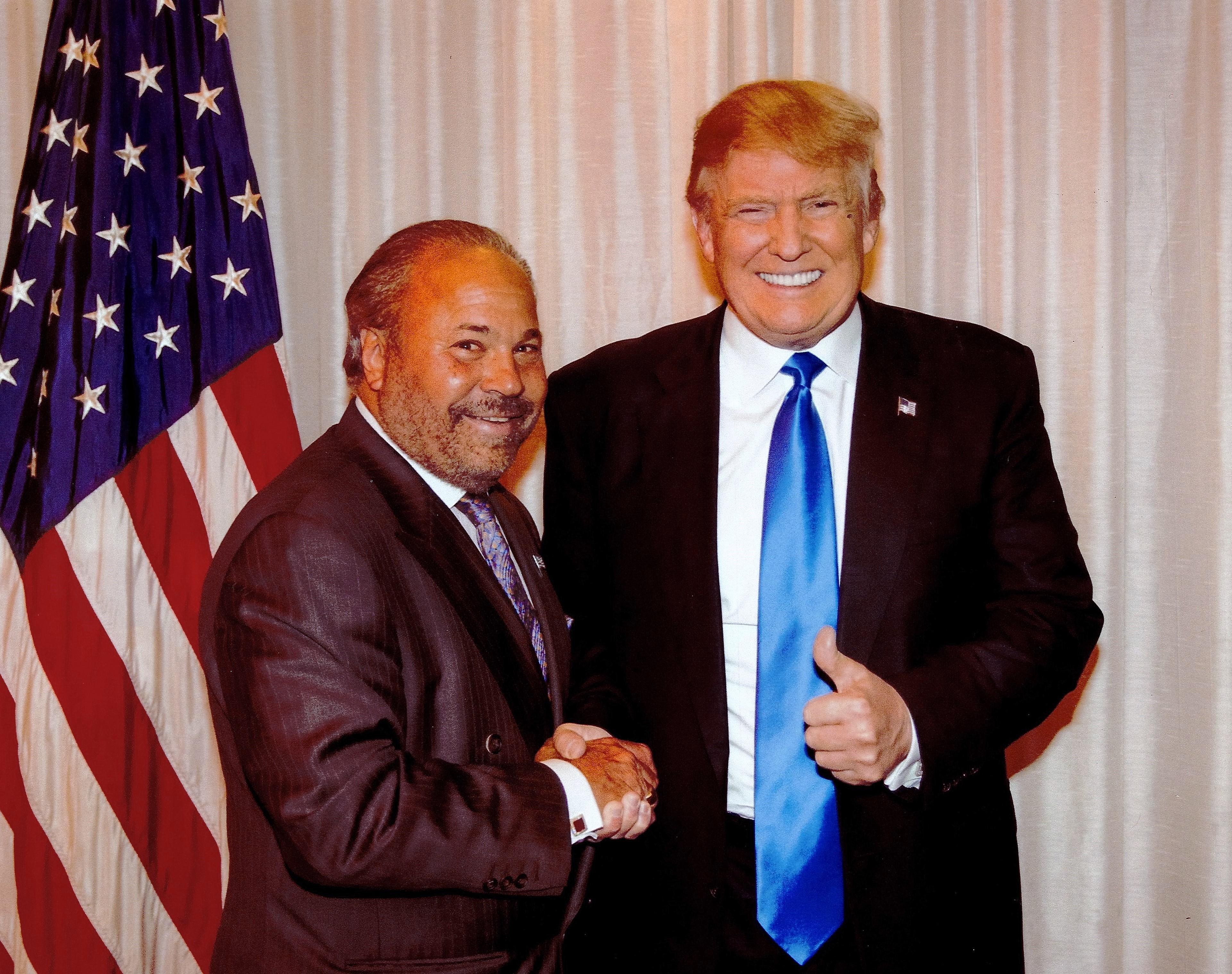 Bo and Trump 6-21-16