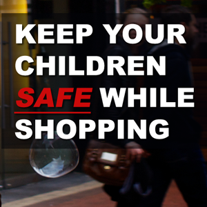 Bo Dietl Shares: How To Keep Your Children Safe While Shopping