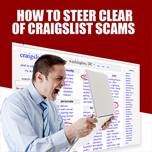 Bo Dietl Shares: How To Steer Clear Of Craigslist Scams