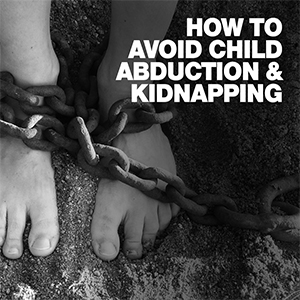 Bo Dietl Shares: How To Avoid Child Abduction & Kidnapping