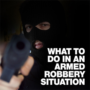 Bo Dietl Shares: What To Do In An Armed Robbery Situation