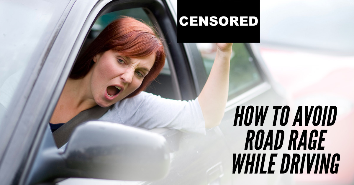 How To Avoid Road Rage While Driving
