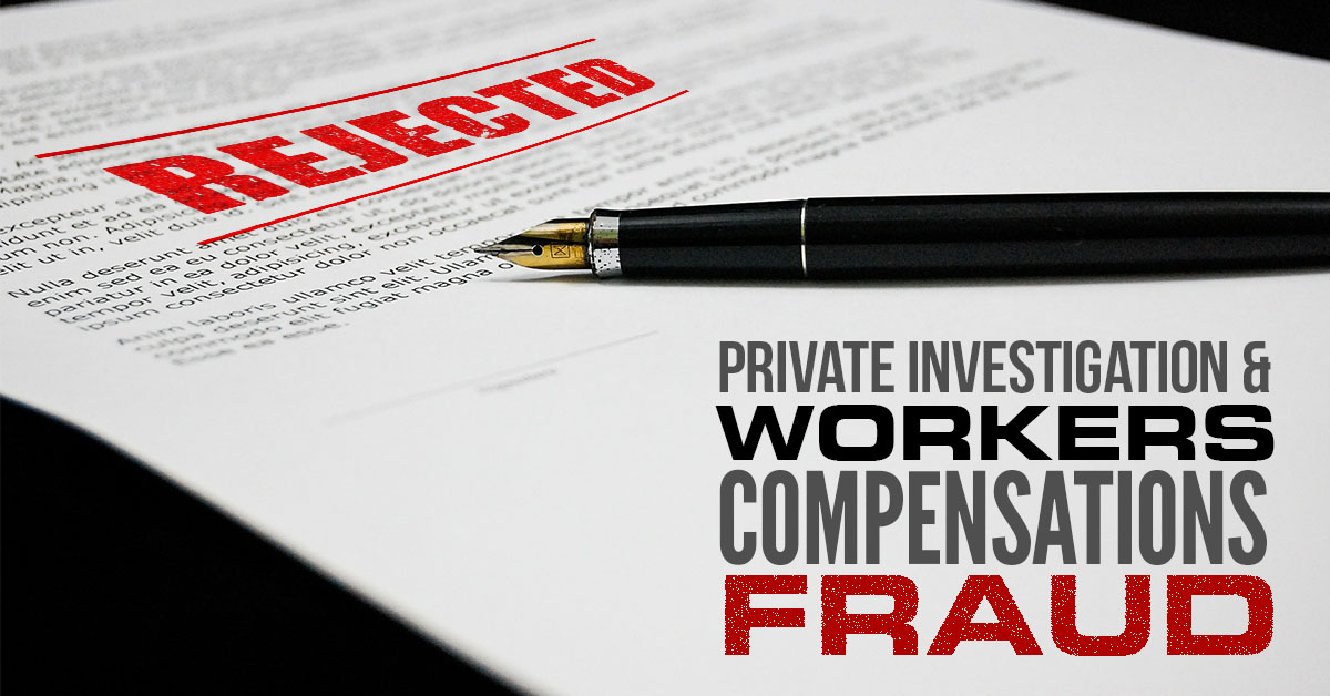 workers compensation fraud essay A report on the workers' compensation anti-fraud program by the california commission on health and safety and workers' compensation makes statements contrary to findings found elsewhere in links from this page but its concluding recommendations are strongly directed at preventing employers and insurers from committing fraud against workers.