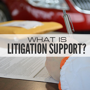 What You Should Know About Litigation Support?