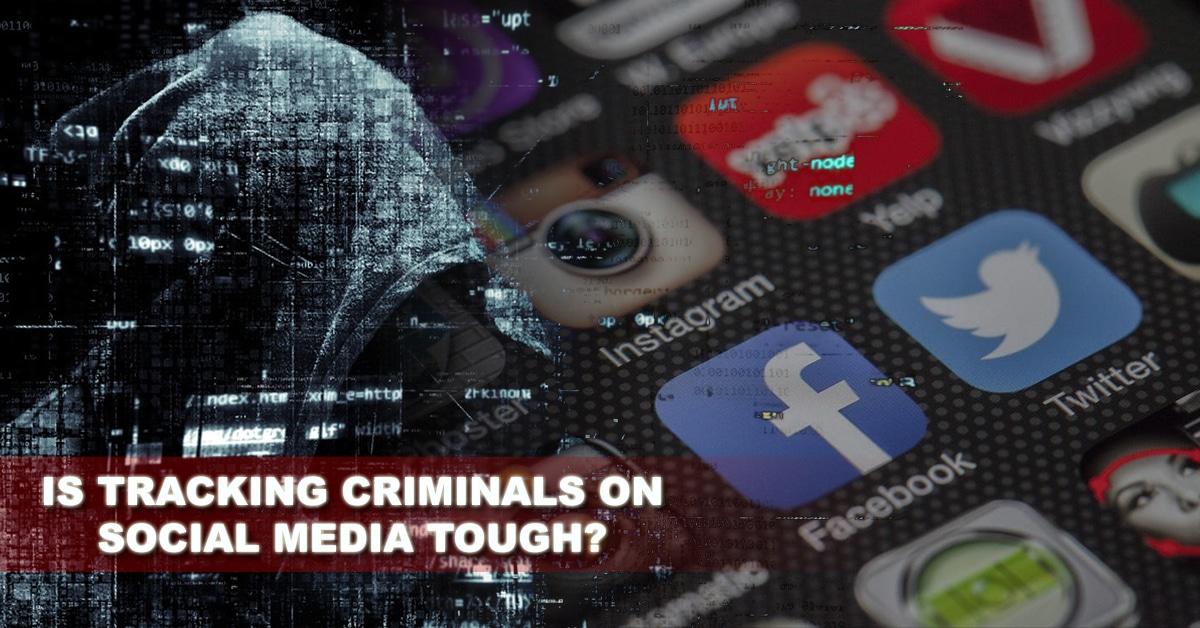 Criminals on Social Media