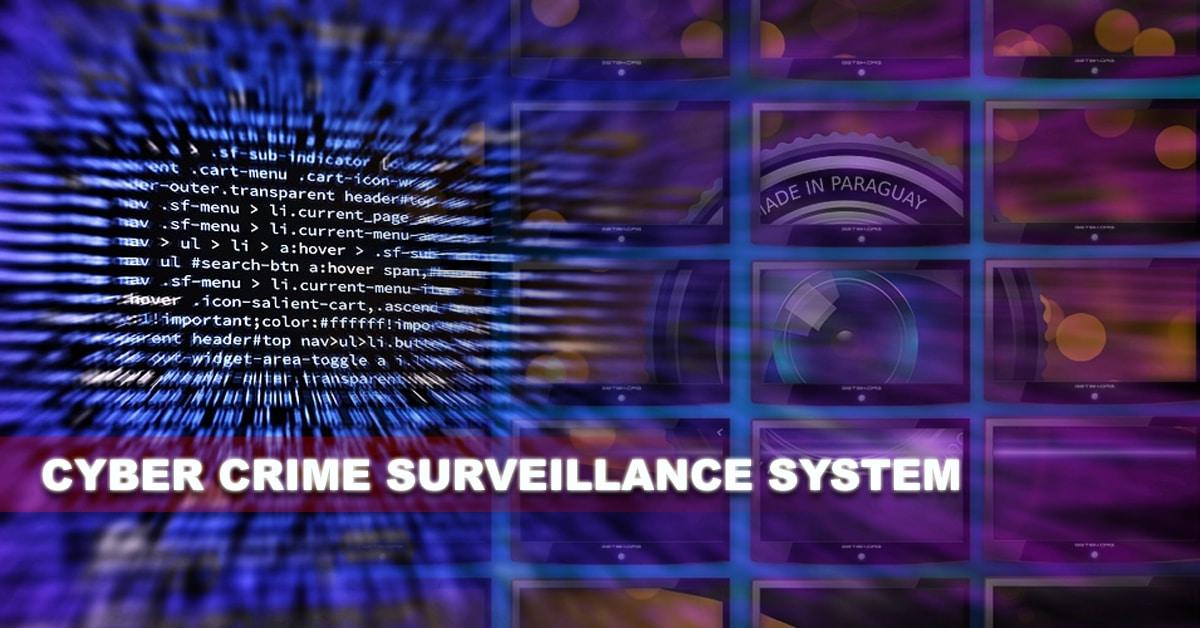 cyber crime surveillance system