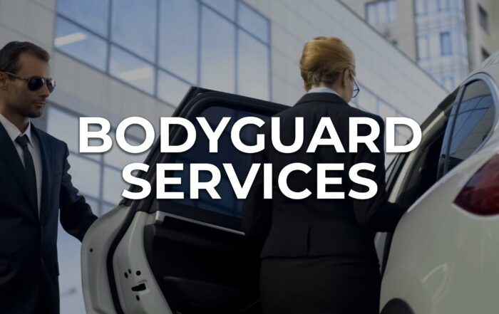 bodyguard services in nyc