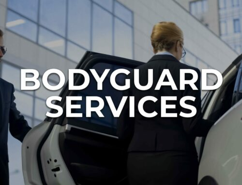 Why Hire a Bodyguard Service?