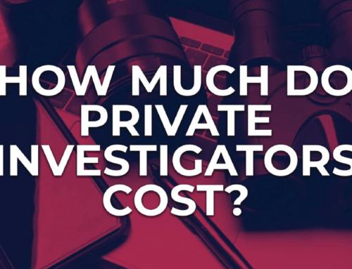 How Much Do Private Investigators Cost?