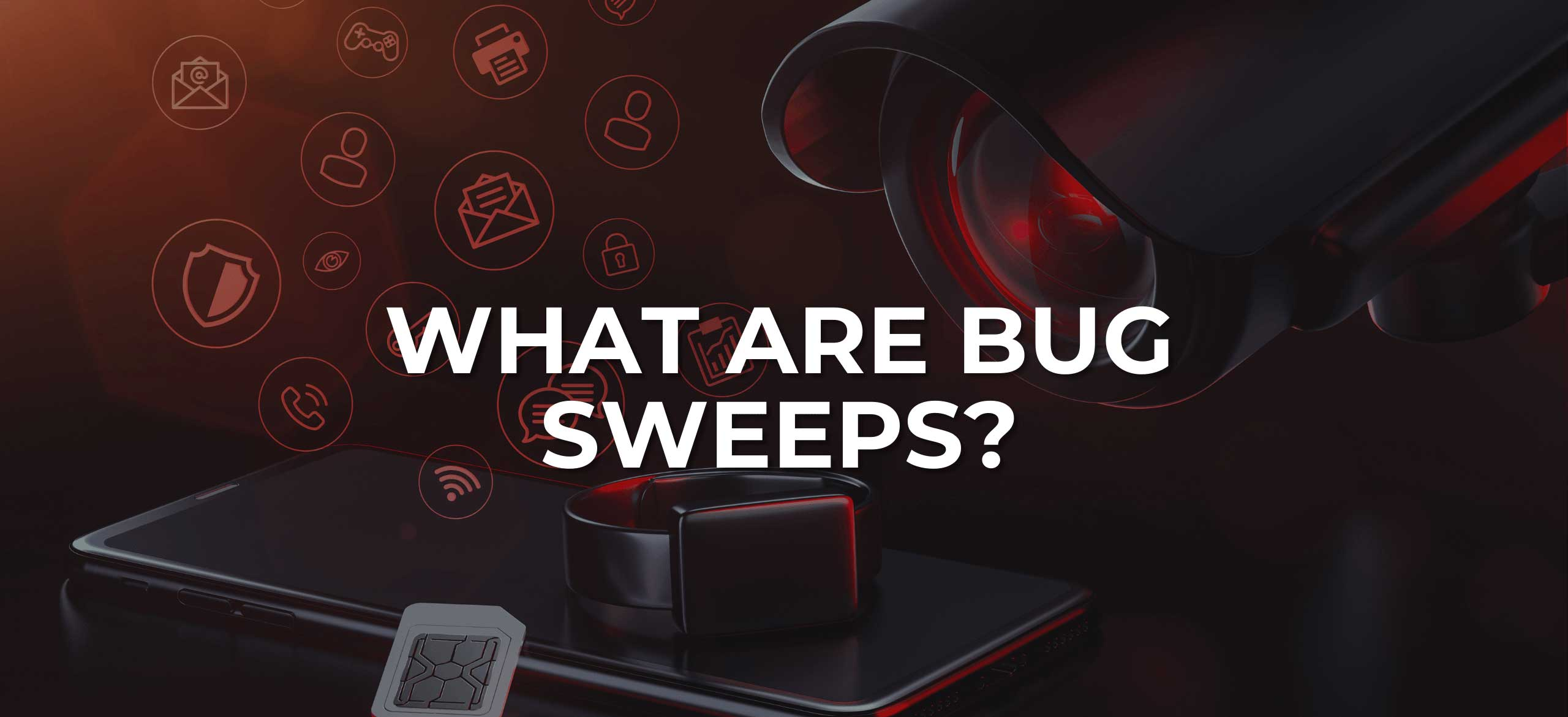 what are bug sweeps